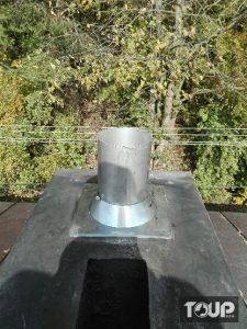frézování a vložkování komínů